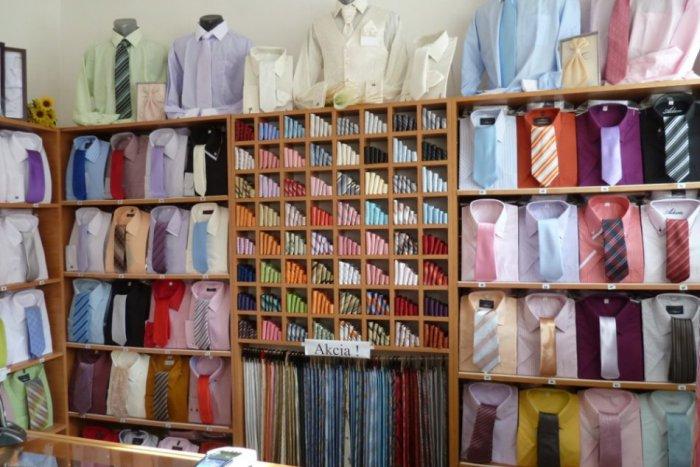 5ded3a9c49b0 Ilustračný obrázok k článku Kvalitné pánske oblečenie nájdete jedine u nás!  Navštívte predajňu Adam a